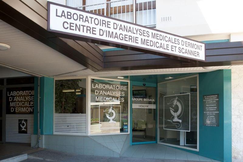 Laboratoire Ermont - Ackermann