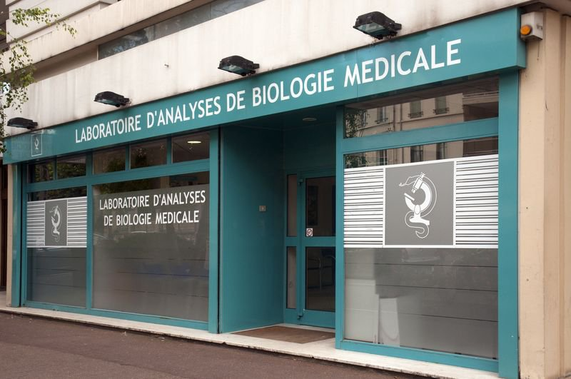 Trouvez le laboratoire Biosaga le plus proche de chez vous