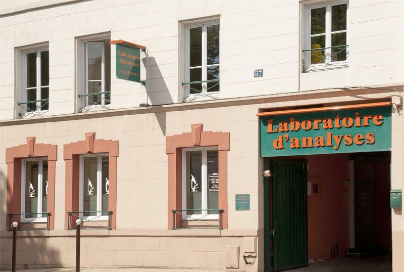 Laboratoire Saint Brice sous Forêt - Durand