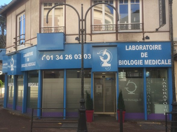 Laboratoire Argenteuil - Quenolle